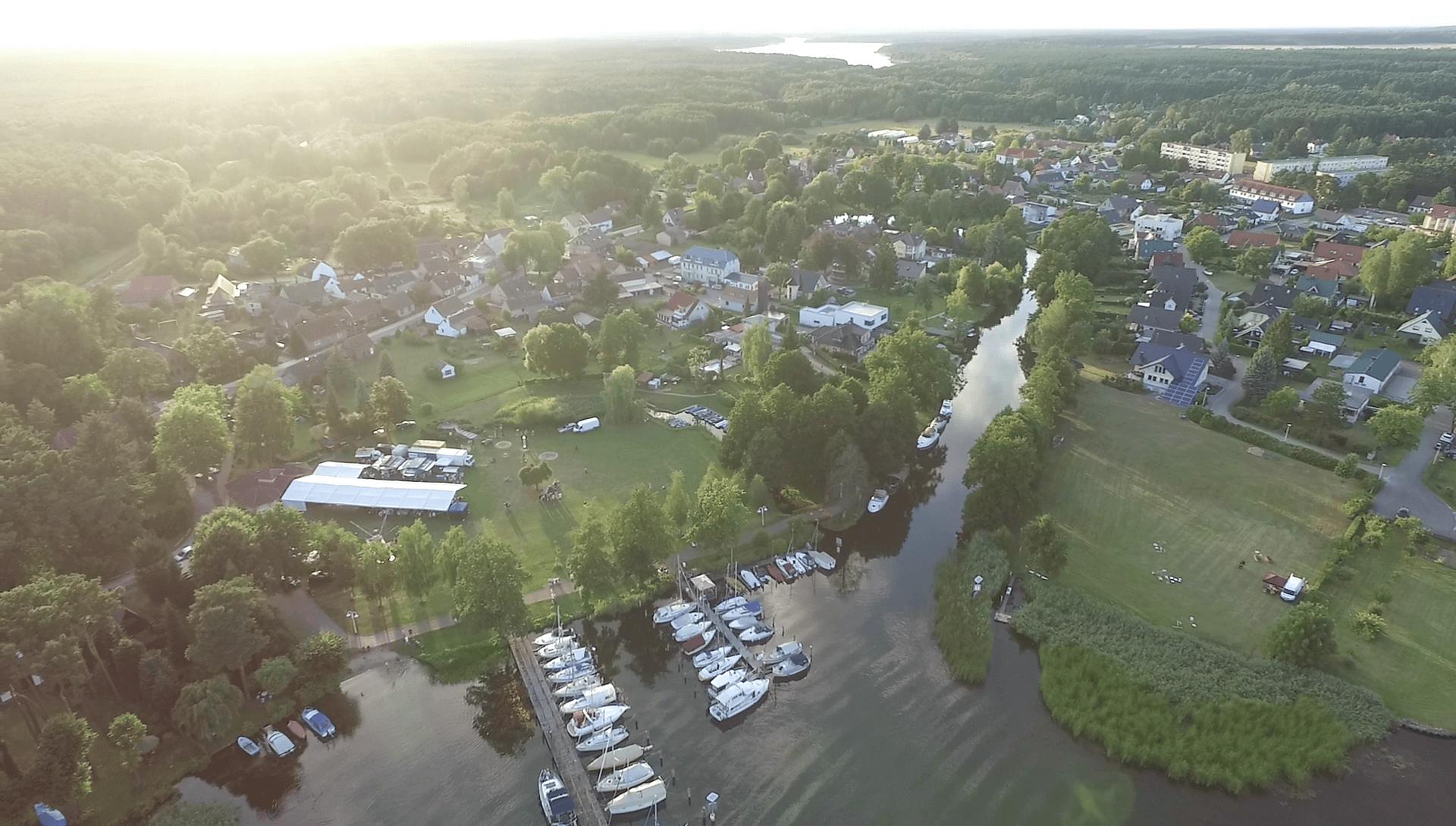 Kanalfest in Wendisch Rietz